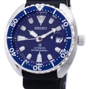 Seiko Prospex Mini Turtle Automatic Diver's 200M Japan Made SRPC39J SRPC39J1 SRPC39 Men's Watch