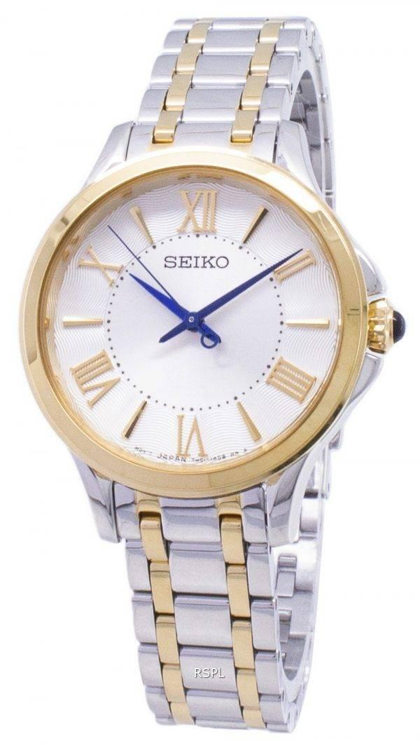 Seiko Quartz SRZ526 SRZ526P1 SRZ526P Analog Women's Watch