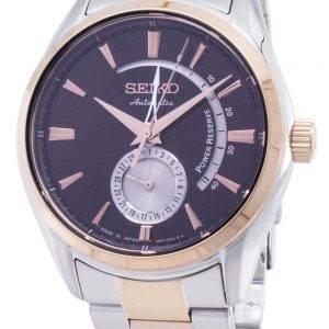 Seiko Presage Automatic Power Reserve  SSA308 SSA308J1 SSA308J Japan Made Men's Watch