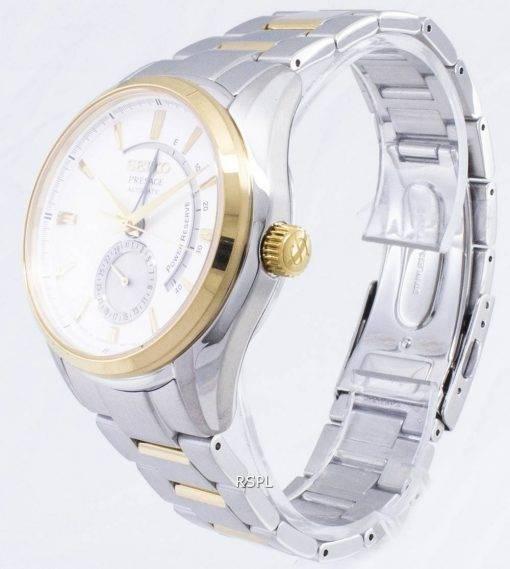 Seiko Presage Automatic Power Reserve SSA352 SSA352J1 SSA352J Japan Made Men's Watch