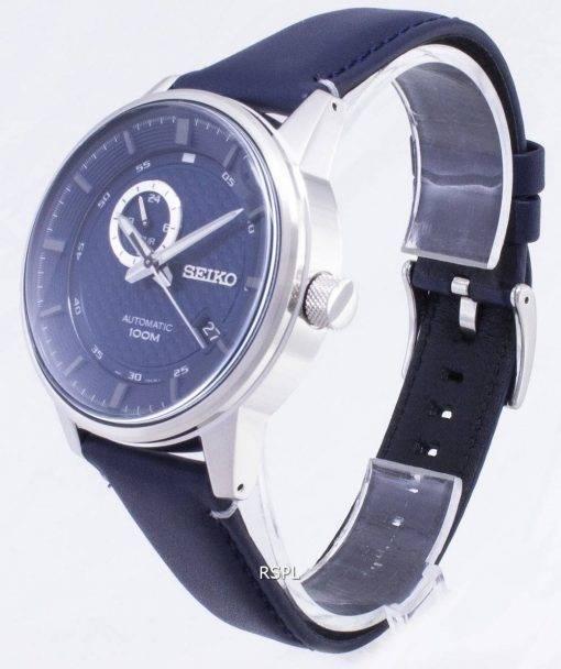 Seiko Automatic SSA391 SSA391K1 SSA391K Analog Men's Watch