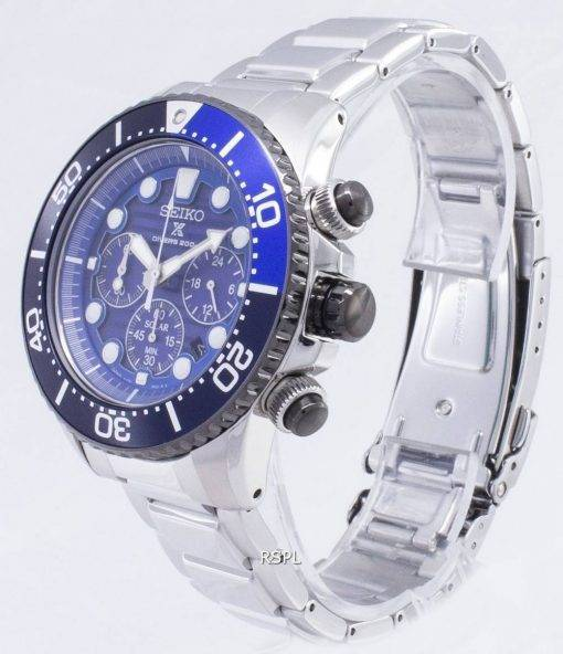 Seiko Prospex Diver's Automatic 200M Japan Made SSC675J SSC675J1 SSC675  Men's Watch