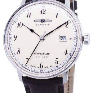 Zeppelin Series LZ129 7046-4 70464 Germany Made Men's Watch
