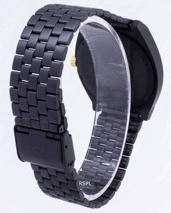 Nixon Quartz Time Teller 100M A045-1041-00 Mens Watch