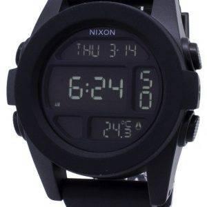 Nixon Unit Dual Time Alarm Digital A197-000-00 Men's Watch