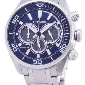 Citizen Eco-Drive CA4330-81L Chronograph Analog Men's Watch
