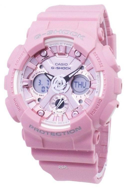 Casio G-Shock GMA-S120DP-4A GMAS120DP-4A Analog Digital 200M Men's Watch