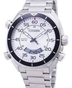 Citizen Quartz JM5470-58A Analog Digital Men's Watch