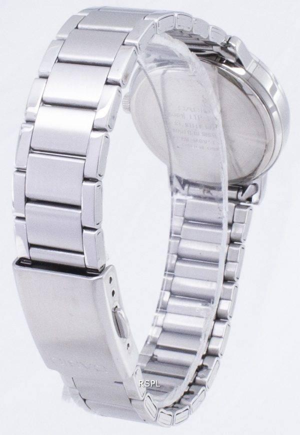 Casio Quartz LTP-E159D-2B LTPE159D-2B Analog Women's Watch