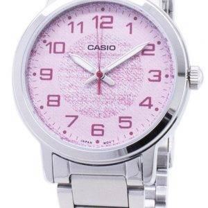 Casio Quartz LTP-E159D-4B LTPE159D-4B Analog Women's Watch