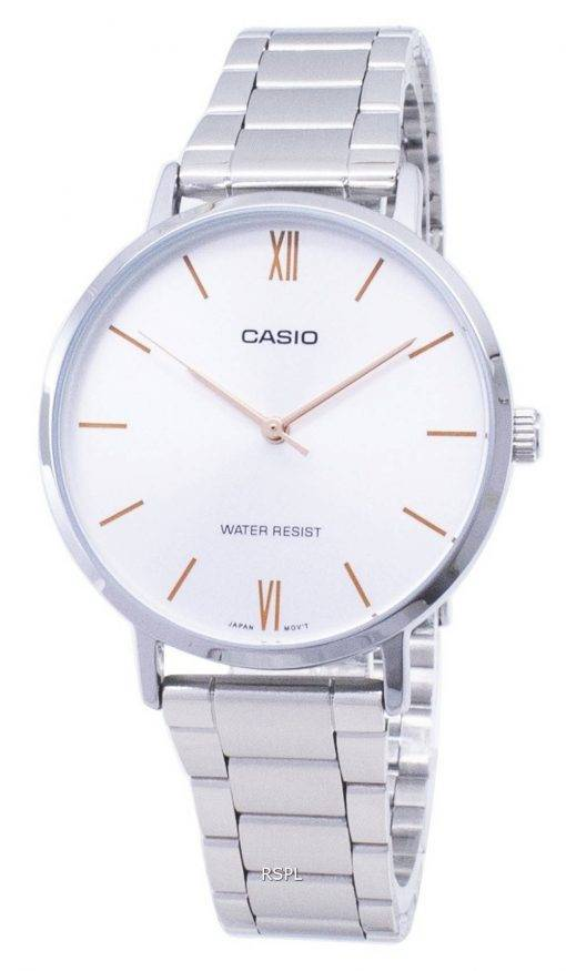 Casio Quartz LTP-VT01D-7B LTPVT01D-7B Analog Women's Watch