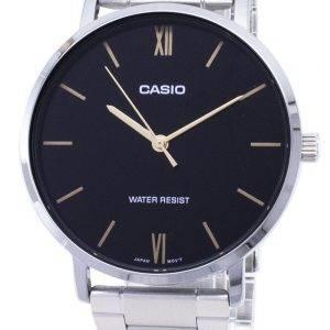 Casio Quartz MTP-VT01D-1B MTPVT01D-1B Analog Men's Watch