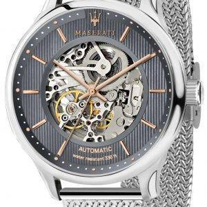 Maserati Gentleman R8823136004 Automatic Skeleton Men's Watch