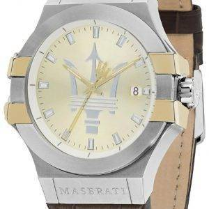Maserati Potenza R8851108017 Analog Quartz Men's Watch