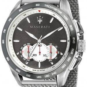 Maserati Traguardo R8873612008 Chronograph Analog Men's Watch