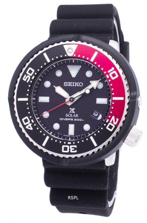 Seiko Prospex SBDN053 Lowercase Diver's 200M Limited Edition Solar Men's Watch