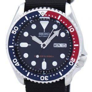 Seiko Automatic Diver's 200M NATO Strap SKX009K1-NATO4 Men's Watch