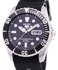 Seiko 5 Sports Automatic NATO Strap SNZF17K1-NATO4 Men's Watch