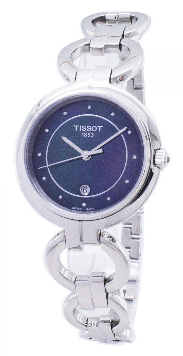 Tissot T-Lady Flamingo T094.210.11.126.00 T0942101112600 Quartz Women's Watch