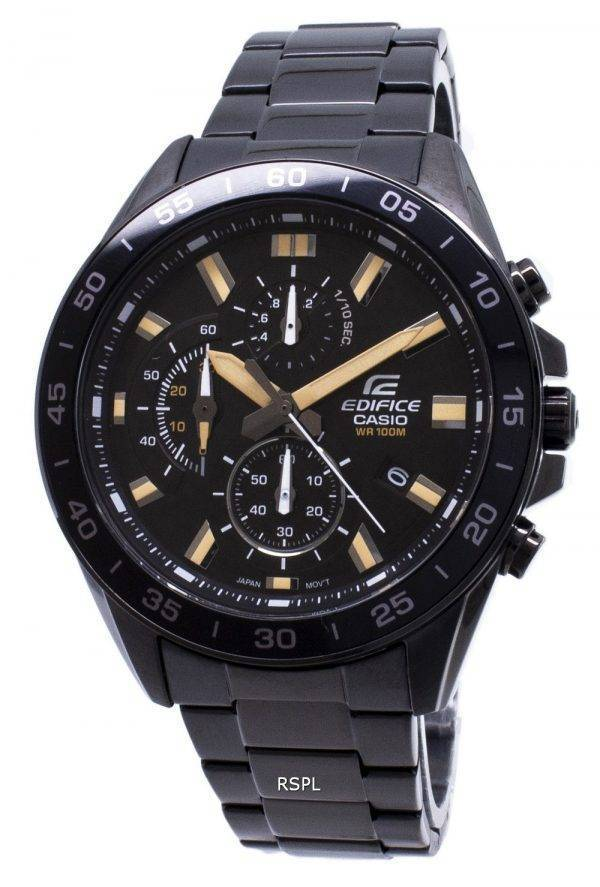 Casio Edifice EFV-550DC-1AV EFV550DC-1AV Chronograph Quartz Men's Watch