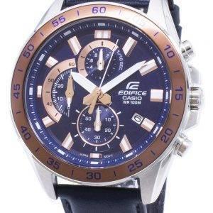 Casio Edifice EFV-550L-2AV EFV550L-2AV Chronograph Quartz Men's Watch
