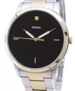 Fossil Minimalist FS5458 Quartz Analog Men's Watch