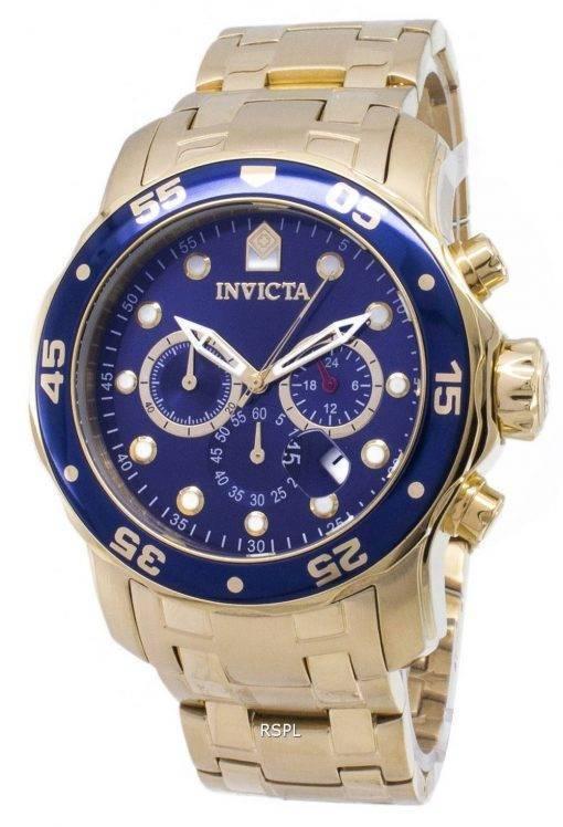 Invicta Pro Diver 21923 Chronograph Quartz 200M Men's Watch