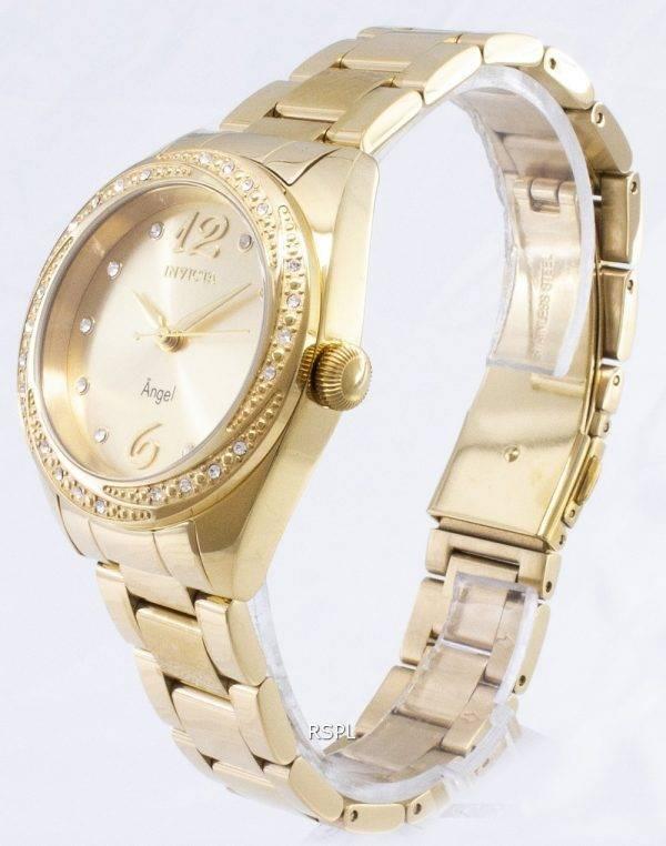 Invicta Angel 27457 Diamond Accents Analog Women's Watch