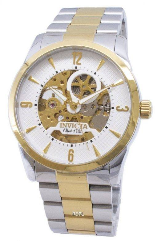 Invicta Objet D Art 27582 Automatic Analog Men's Watch