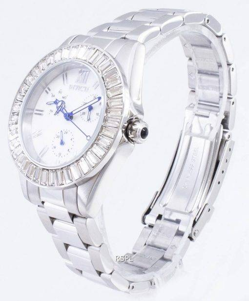 Invicta Angel 28450 Diamond Accents Analog Quartz Women's Watch