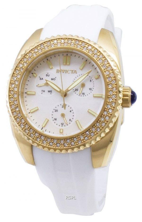 Invicta Angel 28488 Diamond Accents Analog Quartz Women's Watch