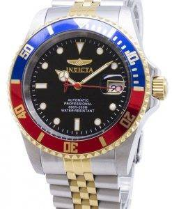 Invicta Pro Diver Professional 29180 Automatic Analog 200M Men's Watch