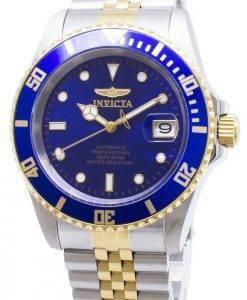 Invicta Pro Diver Professional 29182 Automatic Analog 200M Men's Watch