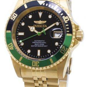 Invicta Pro Diver Professional 29184 Automatic Analog 200M Men's Watch