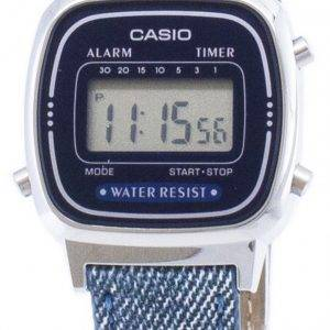 Casio Digital LA670WL-2A2 Quartz Women's Watch