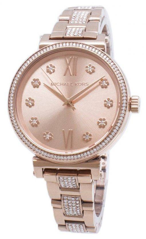 Michael Kors Sofie MK3882 Quartz Analog Women's Watch