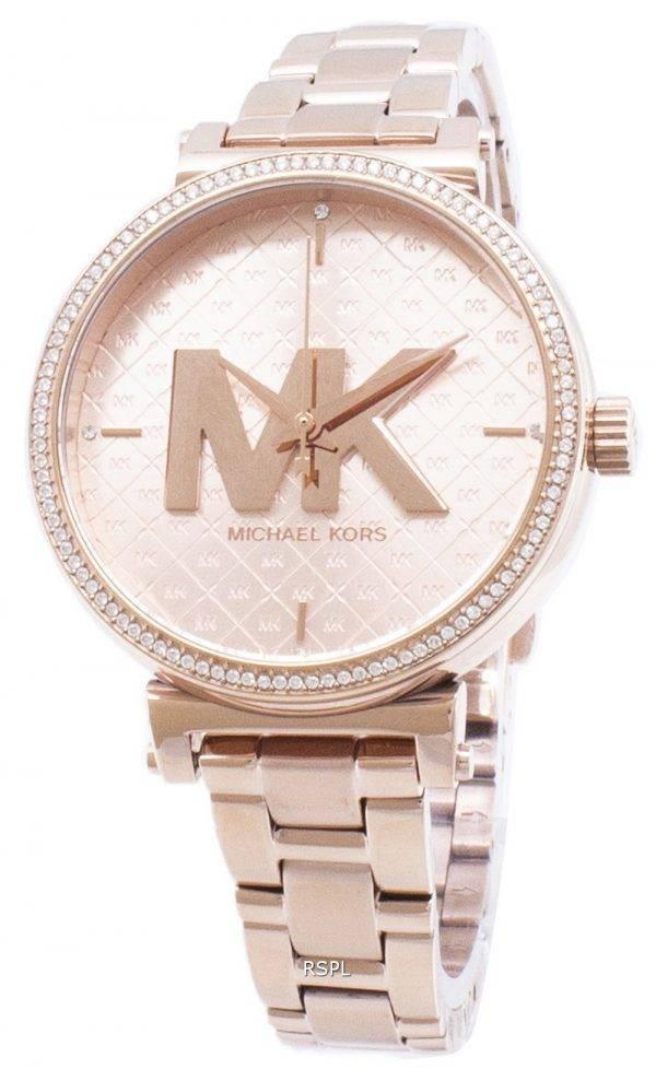 Michael Kors Sofie MK4335 Quartz Analog Women's Watch