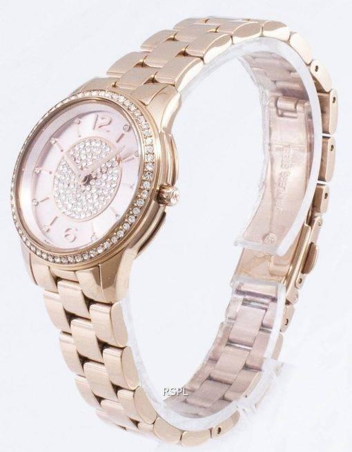 Michael Kors Diamond Accents MK6619 Quartz Analog Women's Watch
