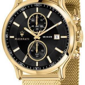 Maserati Epoca R8873618007 Chronograph Quartz Men's Watch