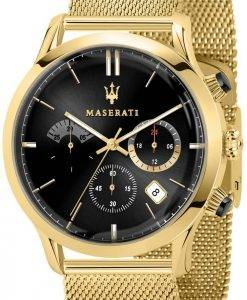 Maserati Ricordo R8873633003 Quartz Analog Men's Watch