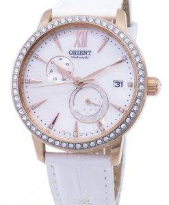 Orient Sun And Moon RA-AK0004A00C Diamond Accents Automatic Women's Watch