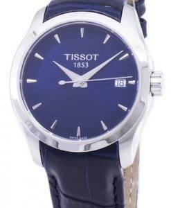 Tissot T-Classic Couturier Lady T035.210.16.041.00 T0352101604100 Quartz Women's Watch