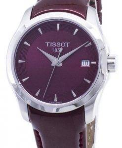 Tissot T-Classic Couturier Lady T035.210.16.371.01 T0352101637101 Quartz Women's Watch
