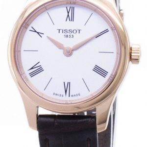 Tissot T-Classic Tradition 5.5 T063.009.36.018.00 T0630093601800 Quartz Women's Watch