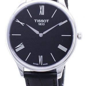 Tissot T-Classic Tradition 5.5 T063.409.16.058.00 T0634091605800 Quartz Analog Men's Watch