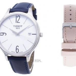Tissot T-Lady Bella Ora Round T103.210.16.017.00 T1032101601700 Quartz Women's Watch