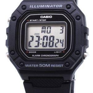 Casio Youth W-218H-1AV W218H-1AV Digital Men's Watch