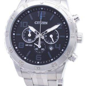 Citizen Quartz AN8130-53E Chronograph Analog Men's Watch