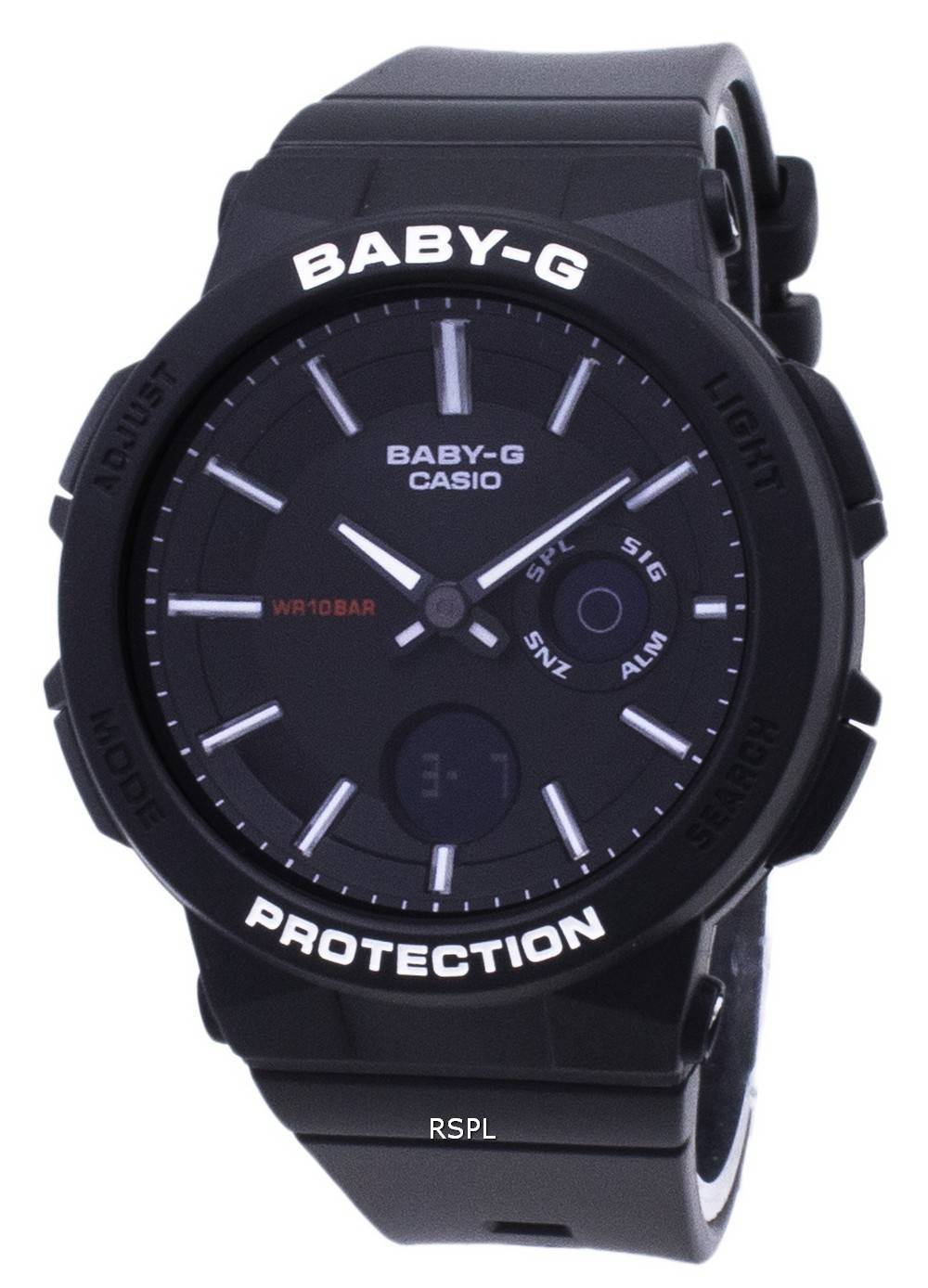 Casio Baby-G BGA-255-1A BGA255-1A Analog Digital Women's Watch