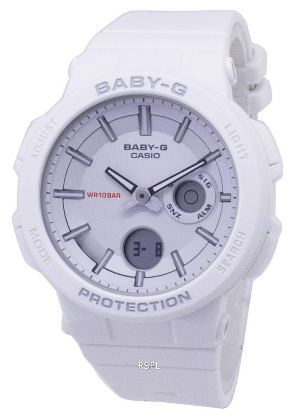 Casio Baby-G BGA-255-7A BGA255-7A Analog Digital Women's Watch